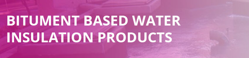 bitument-based-water-insolation-products