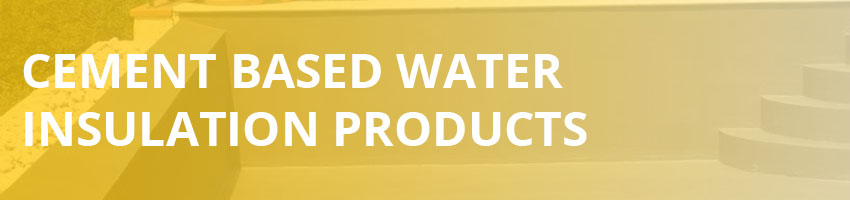 cement-based-water-insulation-products